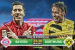Bayern Munich 4-1 Dortmund (KT): Suc manh thong tri