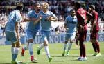 Tong hop: AS Roma 1-3 Lazio (Vong 34 Serie A 2016/17)