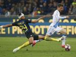 Tong hop: Inter Milan 0-1 Napoli (Vong 34 Serie A 2016/17)