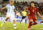 HLV Hoang Anh Tuan noi gi sau tran U20 Viet Nam 1-4 U20 Argentina