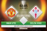 MU vs Celta Vigo (2h05 ngay 12/5): Khong con duong lui