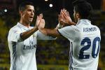 "Real Madrid thau tom chau Au voi chien luoc ""Ronaldos y Asensios"""