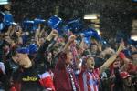 Atletico Madrid trong dem Vicente Calderon: Nhung khuc ca trong bao