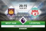 Giai ma tran dau West Ham vs Liverpool 20h15 ngay 14/5 (NHA 2016/17)