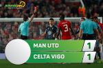 MU 1-1 (2-1) Celta Vigo: Thot tim gianh quyen vao chung ket Europa League