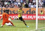 Tong hop: Augsburg 1-1 Dortmund (Vong 33 Bundesliga 2016/17)