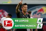 Tong hop: RB Leipzig 4-5 Bayern Munich (Vong 33 Bundesliga 2016/17)