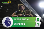 Tong hop: West Brom 0-1 Chelsea (Vong 37 NHA 2016/17)
