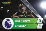 West Brom 0-1 Chelsea: The Blues chinh thuc dang quang nho cai ten bat ngo
