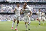 Day! Bang chung cho thay Real Madrid mot lan nua duoc trong tai uu ai
