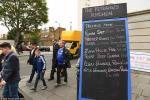 Chum anh: Chelsea mo hoi tren san nha sau khi len ngoi Premier League