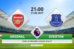 Arsenal vs Everton (21h00 ngay 21/5): Tia sang cuoi cung