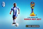 Gioi thieu - Thong tin doi U20 Guinea (Bang A FIFA U20 World Cup 2017)
