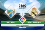 Malaga vs Real Madrid (1h00 ngay 22/5): Cai bat tay gia 1 trieu euro?