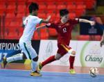 U20 Futsal Viet Nam danh roi chien thang tai U20 Futsal Chau A 2017