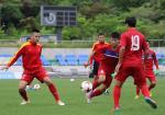 U20 Viet Nam tap kin truoc tran gap U20 New Zealand