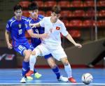 U20 Futsal Viet Nam thang nguoc U20 Futsal Dai Loan kich tinh
