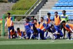 Bao Phap khong buon nhac den U20 Viet Nam