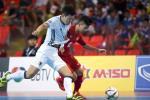 Thua Nhat Ban, U20 Futsal Viet Nam bi loai khoi VCK chau A