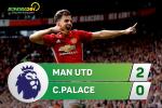 MU 2-0 Crystal Palace (KT): Quy do thang nhe tran cuoi nho dam tre