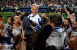 HLV Zidane noi gi sau khi giup Real vo dich La Liga?