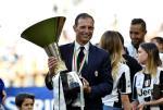 HLV Allegri: Scudetto thu 6 cua Juventus den tu mot y tuong dien ro