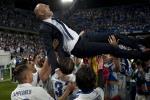 Real vô địch La Liga: Vì Zidane không phải kẻ ăn may…