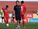 HLV Hoang Anh Tuan gui loi canh bao toi U20 Phap