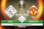 Ajax vs MU (1h45 ngay 25/5): Dem cua nhung hoai niem