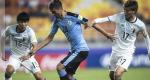 Tong hop: U20 Uruguay 2-0 U20 Nhat Ban (Bang D U20 World Cup 2017)