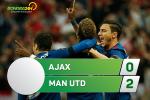 Ajax 0-2 MU: Thang dung chat Mourinho, Man do buoc len buc vinh quang