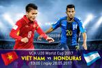 U20 Việt Nam 0-2 U20 Honduras (KT): Thầy trò HLV Hoàng Anh Tuấn ngậm ngùi xách vali về nước