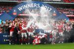 Những nét chấm phá giúp Arsenal đoạt danh hiệu FA Cup lịch sử
