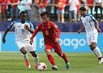 Tổng hợp: U20 Việt Nam 0-2 U20 Honduras (Bảng E U20 World Cup 2017)