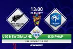 U20 New Zealand 0-2 U20 Pháp (KT): Sức mạnh tuyệt đối của ứng viên vô địch