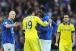 Diego Costa moi goi Lukaku sang Chelsea