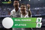 Real Madrid 3-0 Atletico: Ronaldo thang hoa dua Los Blancos dat mot chan vao chung ket