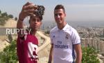 Phien ban nhai hoan hao cua ngoi sao Ronaldo o Iran