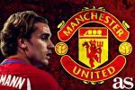 """""""Griezmann hoan hao voi Man United"""""""