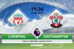 Liverpool vs Southampton (19h30 ngay 7/5): Doi mat voi khac tinh
