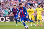 Nhung con so an tuong sau tran dau Barca 4-1 Villarreal
