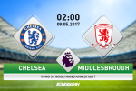Chelsea vs Middlesbrough (2h ngay 9/5): Dinh cao vay goi