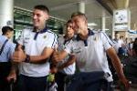 DT U20 Argentina da co mat tai Viet Nam