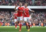 Goc Arsenal: Su tro lai cua Granit Xhaka