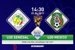 U20 Mexico 1-0 U20 Senegal (KT): Chien thang kich tinh vao phut chot