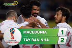 Tong hop: Macedonia 1-2 TBN (Vong loai World Cup 2018)