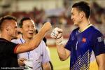 Man the hien cua thu mon Dang Van Lam o tran Viet Nam 0-0 Jordan