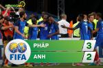 Tong hop: Phap 3-2 Anh (Giao huu quoc te)