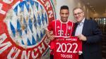 Chinh thuc: Bayern Munich don tan binh thu 4 trong he