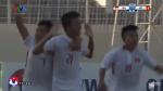 Tong hop: U15 Viet Nam 1-1 U15 Indonesia (U15 quoc te 2017)